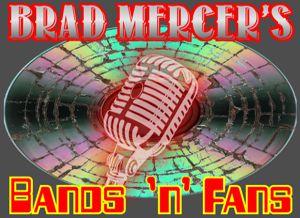 Brad Mercer's Bands'n' Fans logo